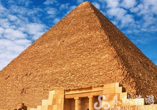 埃及金字塔的功能不仅是当墓穴