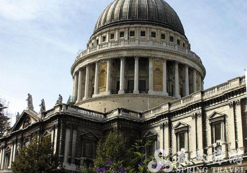 圣保罗大教堂旅游景点介绍 圣保罗大教堂旅游攻略 圣保罗...