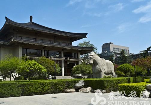 陕西历史博物馆1
