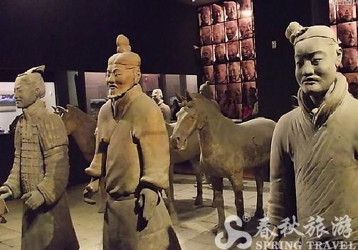 陕西历史博物馆旅游景点介绍 陕西历史博物馆旅游攻略 西...