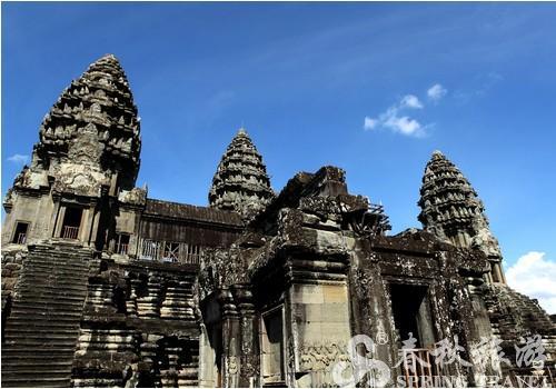 女王宫旅游景点介绍 女王宫旅游攻略 暹粒旅游景点 柬埔寨...