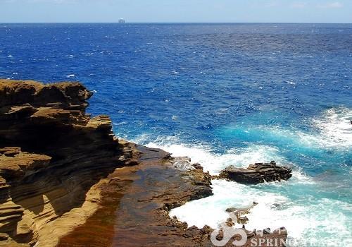 夏威夷小环岛游 随处是风景