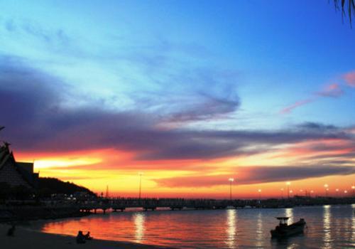 芭提雅海滩旅游景点介绍