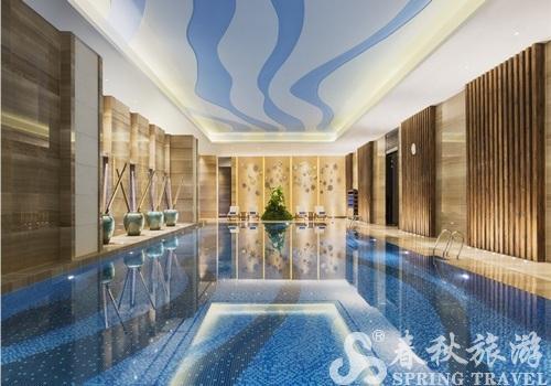酒店游泳池