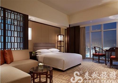 青岛鲁商凯悦酒店