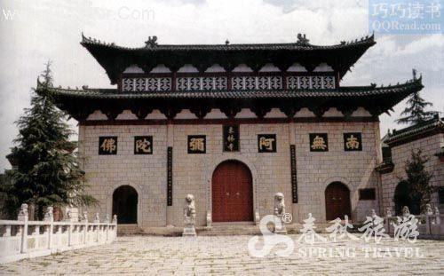 江西庐山东林寺