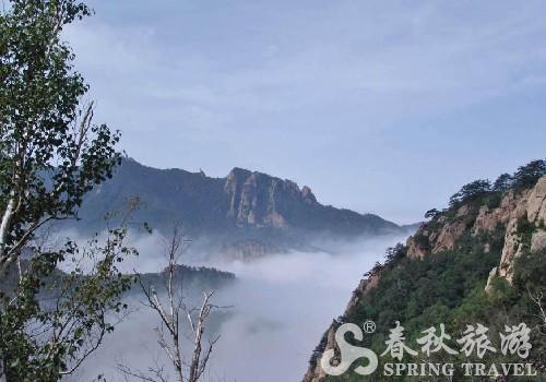 【雾灵山风景区旅游】雾灵山风景区旅游景点