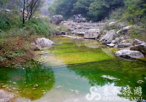 【天脊山自然风景区旅游】天脊山自然风景区旅游景点