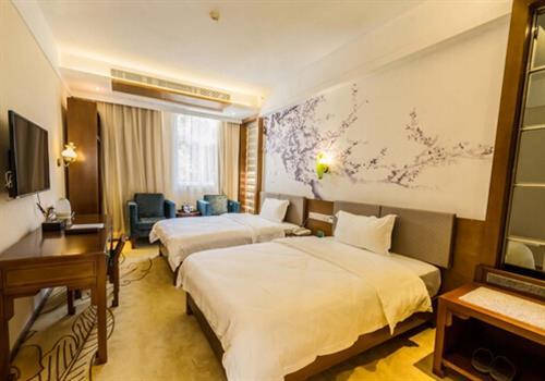 格林联盟-广东省深圳市福田梅林酒店图片