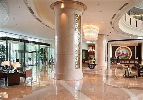 大宾馆大厅装修效果图
