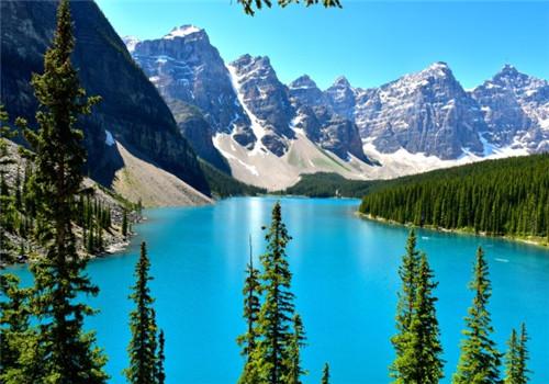 至美梦幻的加拿大洛基山脉 攻略