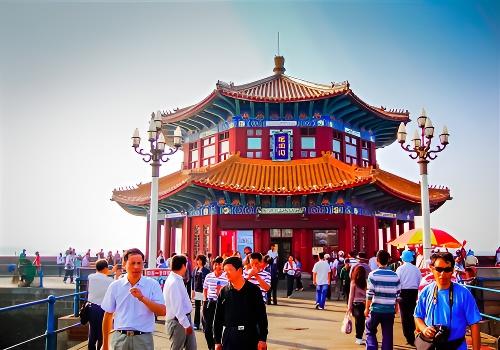 【行自由】●青岛单飞2日自由行●(含上海—青岛