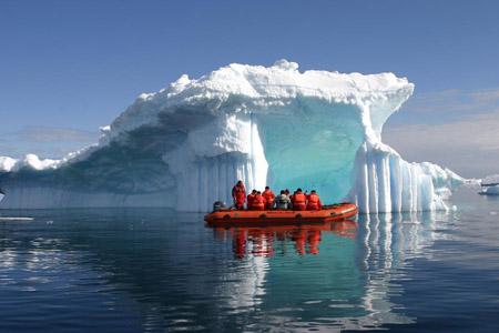 夸克邮轮海钻石号-国人包船南极三岛摄影巡游20日(南设特兰群岛 南极