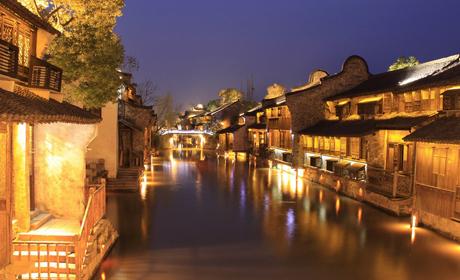车赴无锡,游览马山【太湖风光带】中国著名的风景名胜区.