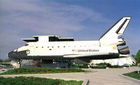 游客还可以亲身体验乘坐航天飞机以28162.